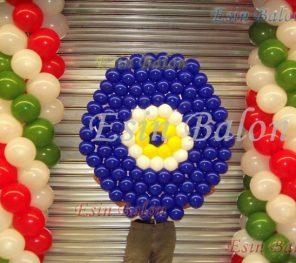 Balon Süsleme Çekmeköy / 0216: 567 81 14