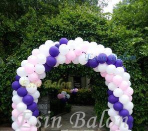 Balon Süsleme Kartal / 0216: 567 81 14