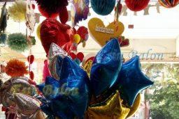 Folyo Uçan Balon Fiyatı / 0216: 567 81 14
