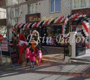 Kadıköy Zincir Balon Süsleme / 0216: 567 81 14