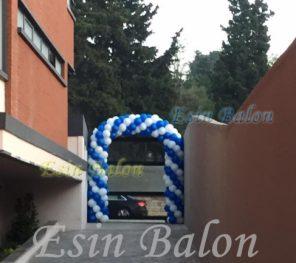 Sultanbeyli Zincir Balon Süsleme / 0216: 567 81 14