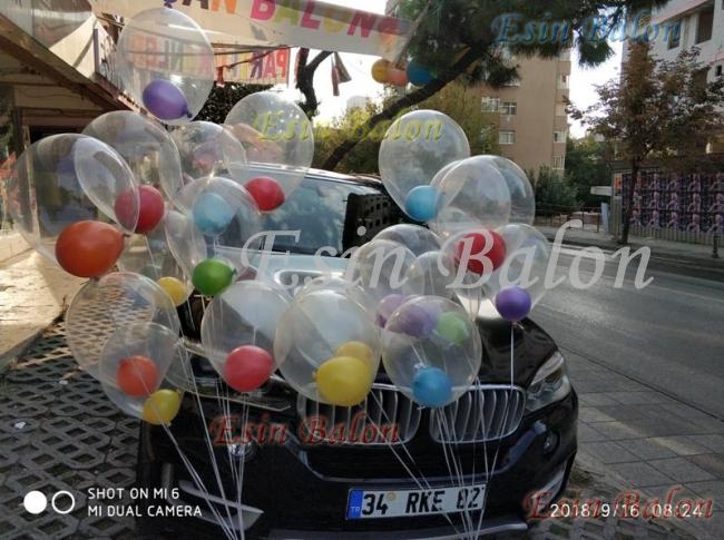 Ümraniye Atakent Uçan Balon Satışı / 0216: 567 81 14
